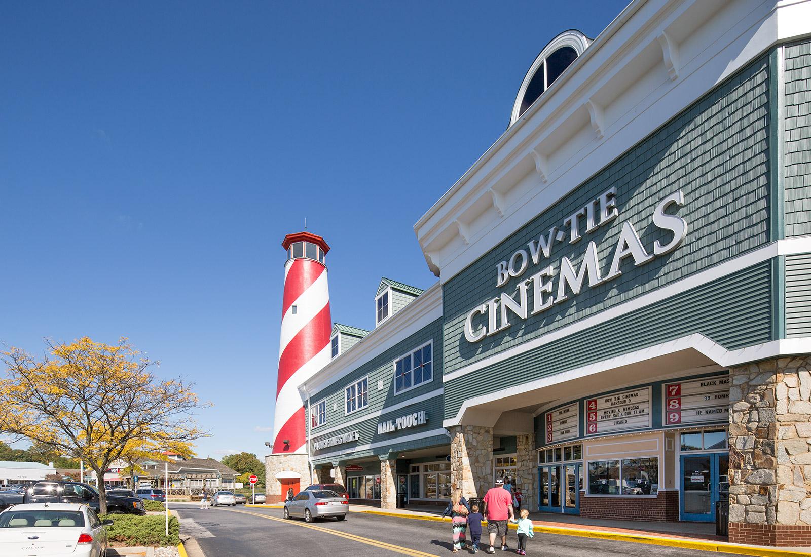 bow tie cinemas harbor center photo - 1