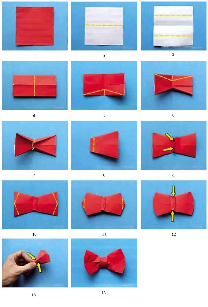 bow tie instructions photo - 1
