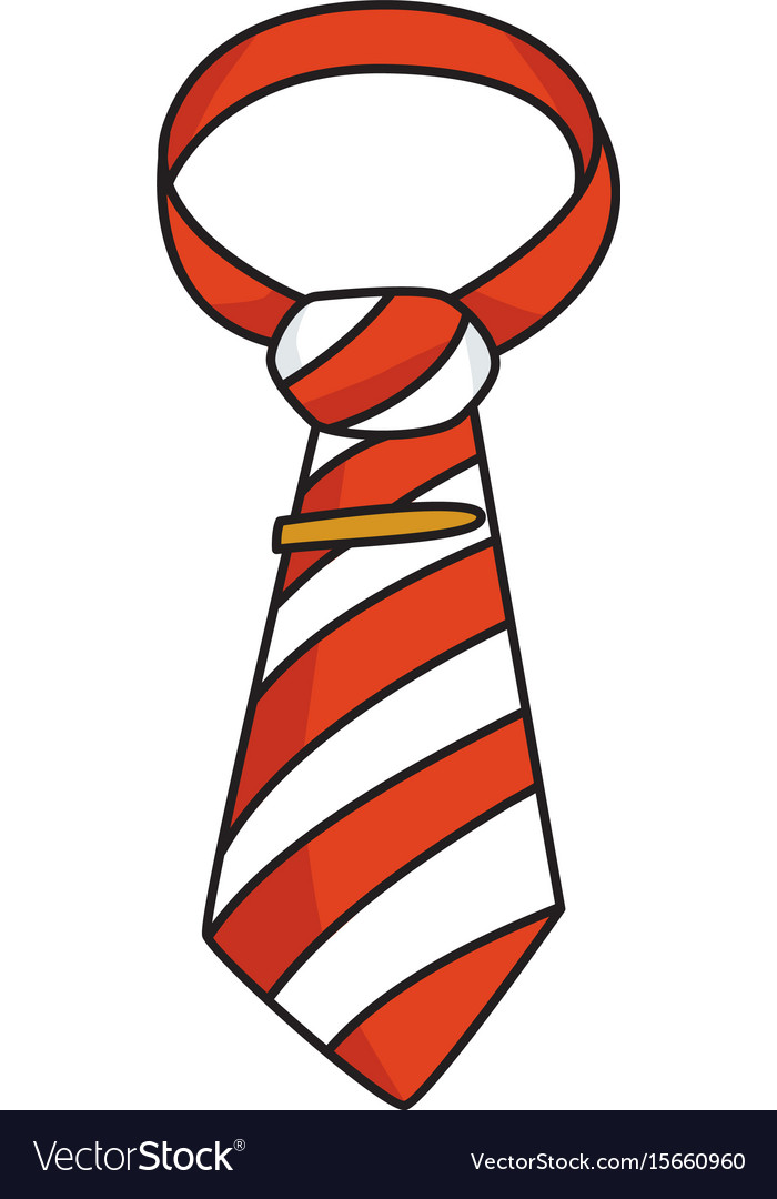 cartoon tie photo - 1