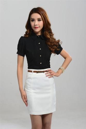 female office shirt designs photo - 1