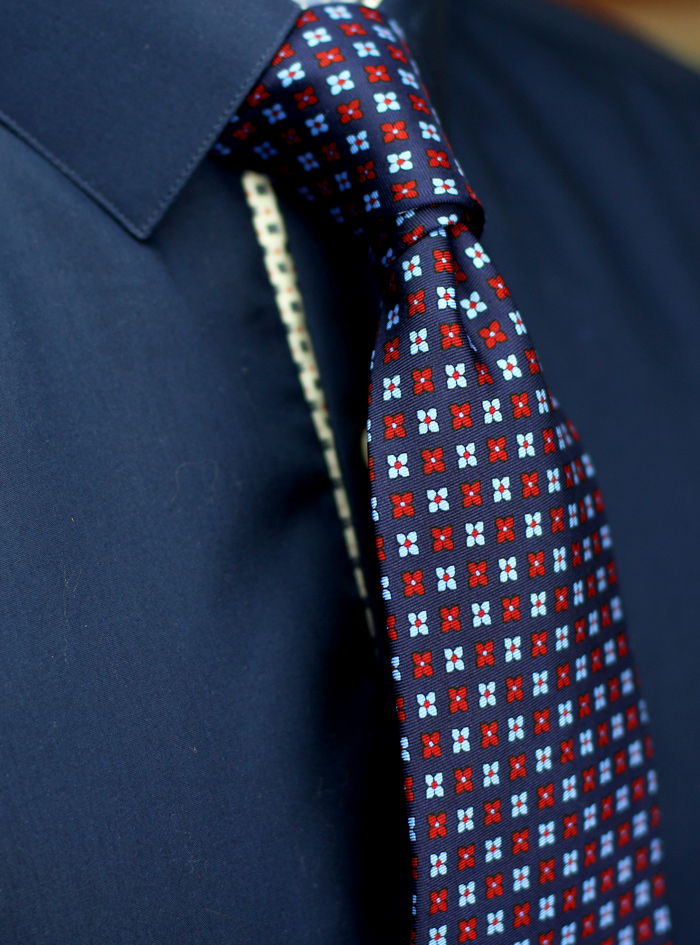 foulard tie photo - 1