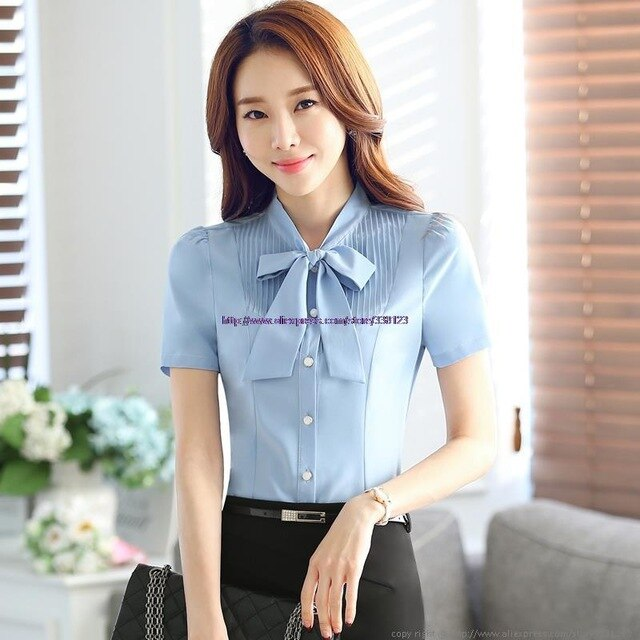 front office lady shirt photo - 1