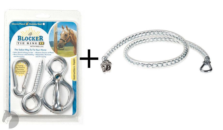 horse tie ring photo - 1