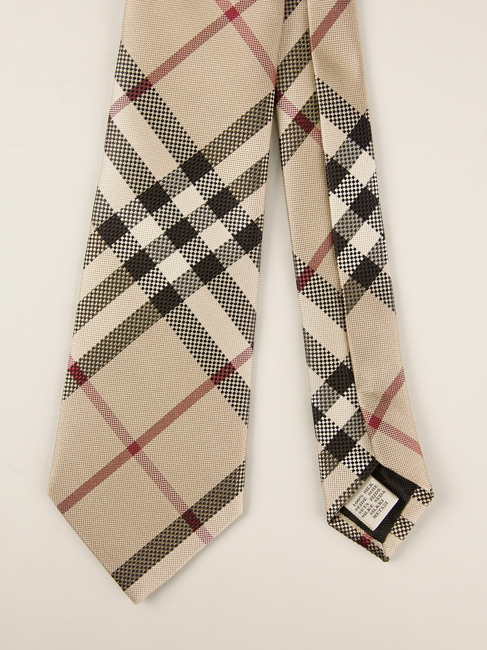how to iron a silk tie photo - 1