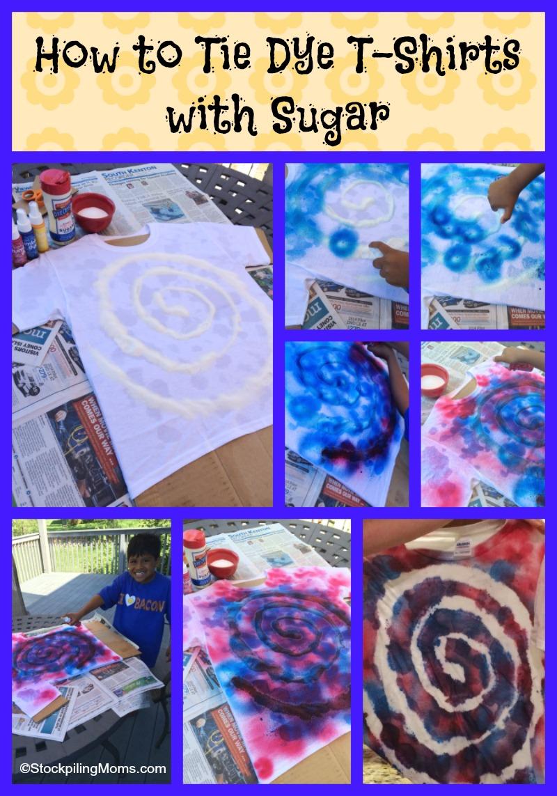 how to make tie dye dye photo - 1