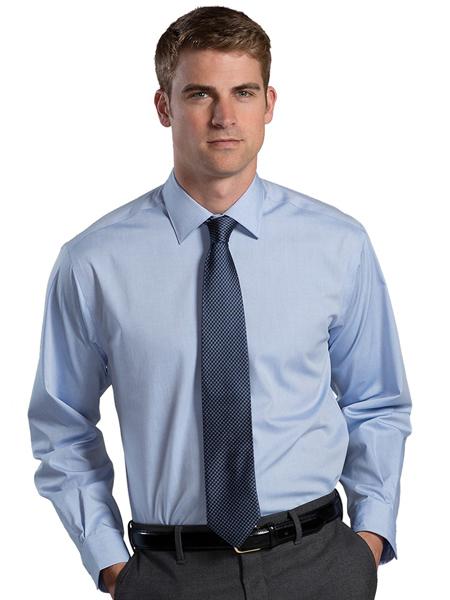 long black office shirt big men photo - 1
