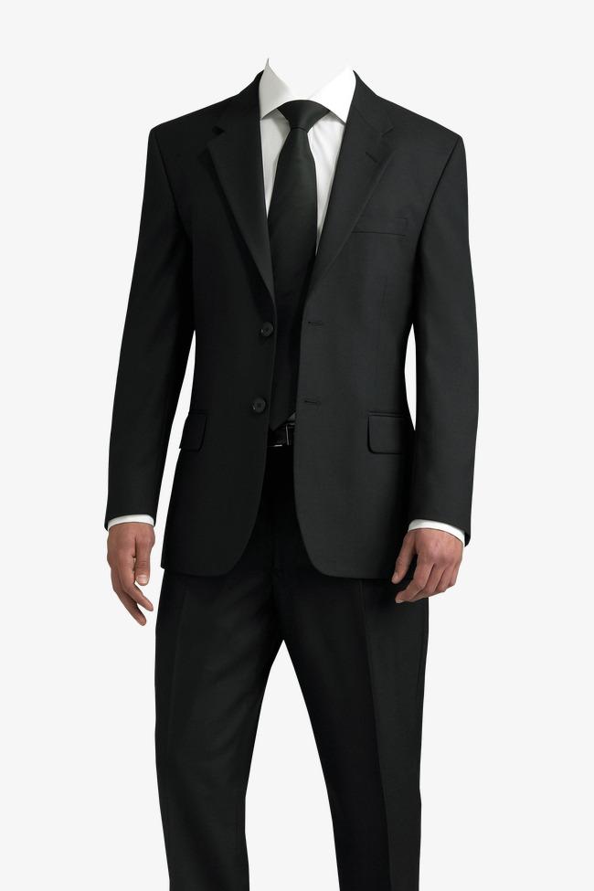 mens business suit photo - 1