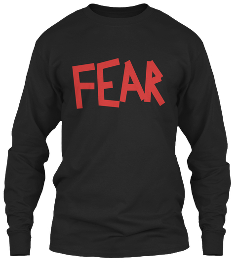 mose the office fear shirt photo - 1