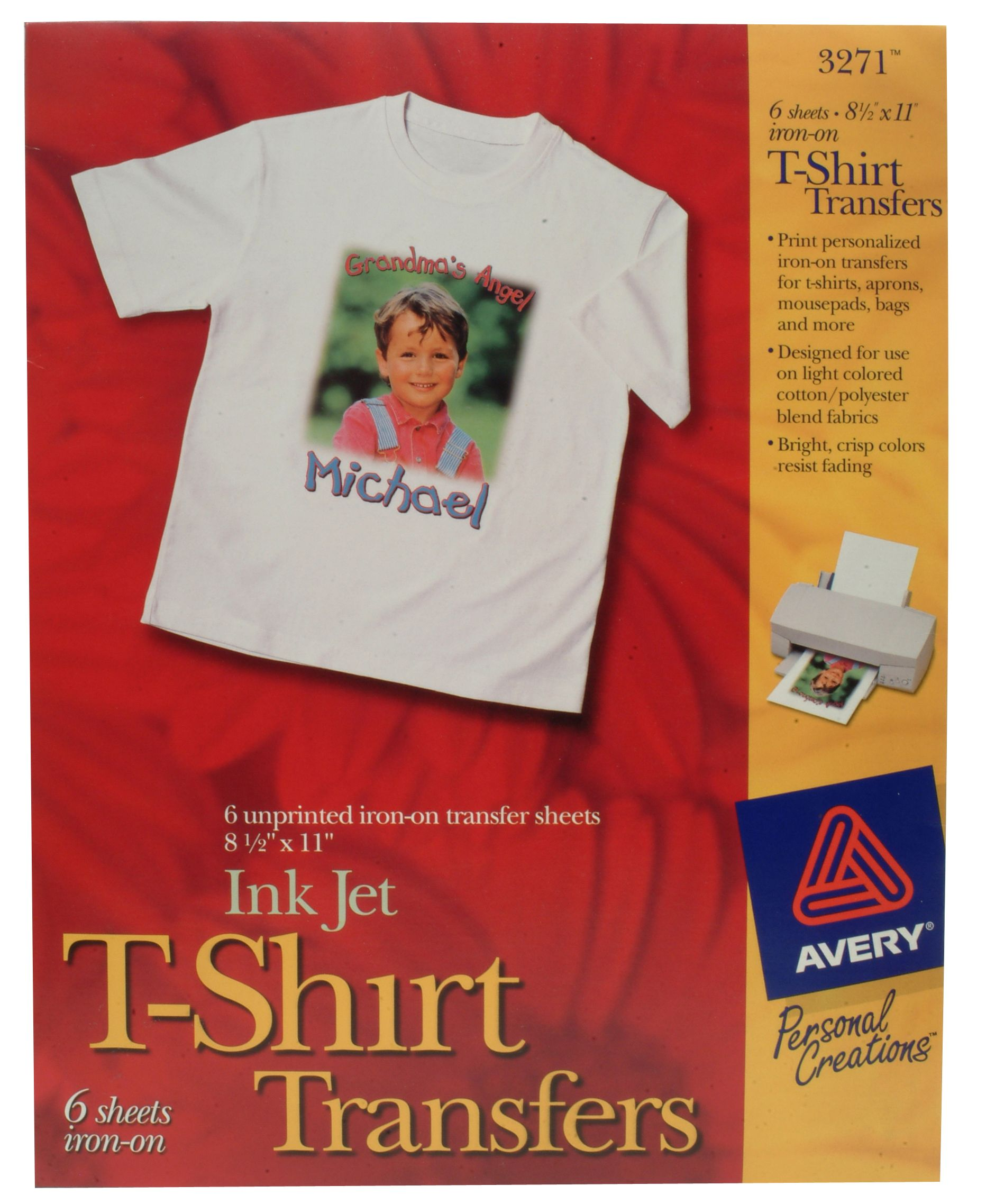 office max iron-on t-shirt inkjet transfers photo - 1