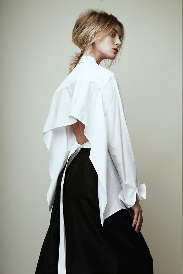 office shirt design cotton photo - 1