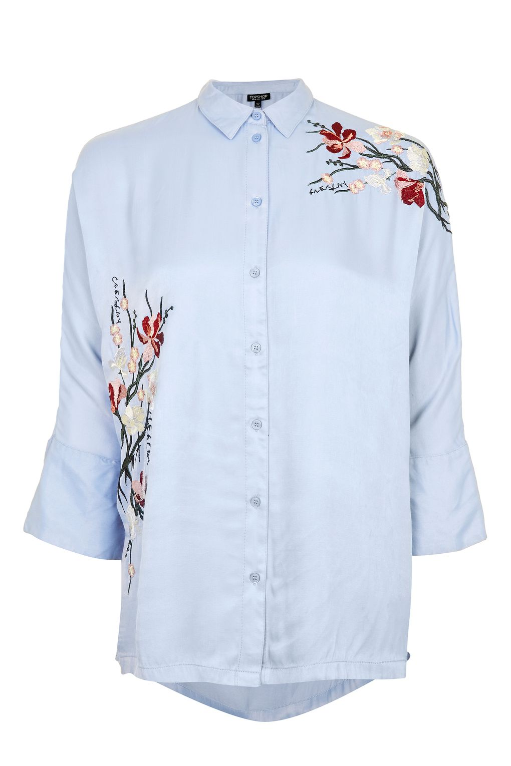 office shirt embroidery photo - 1