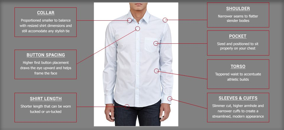 office shirt guide photo - 1