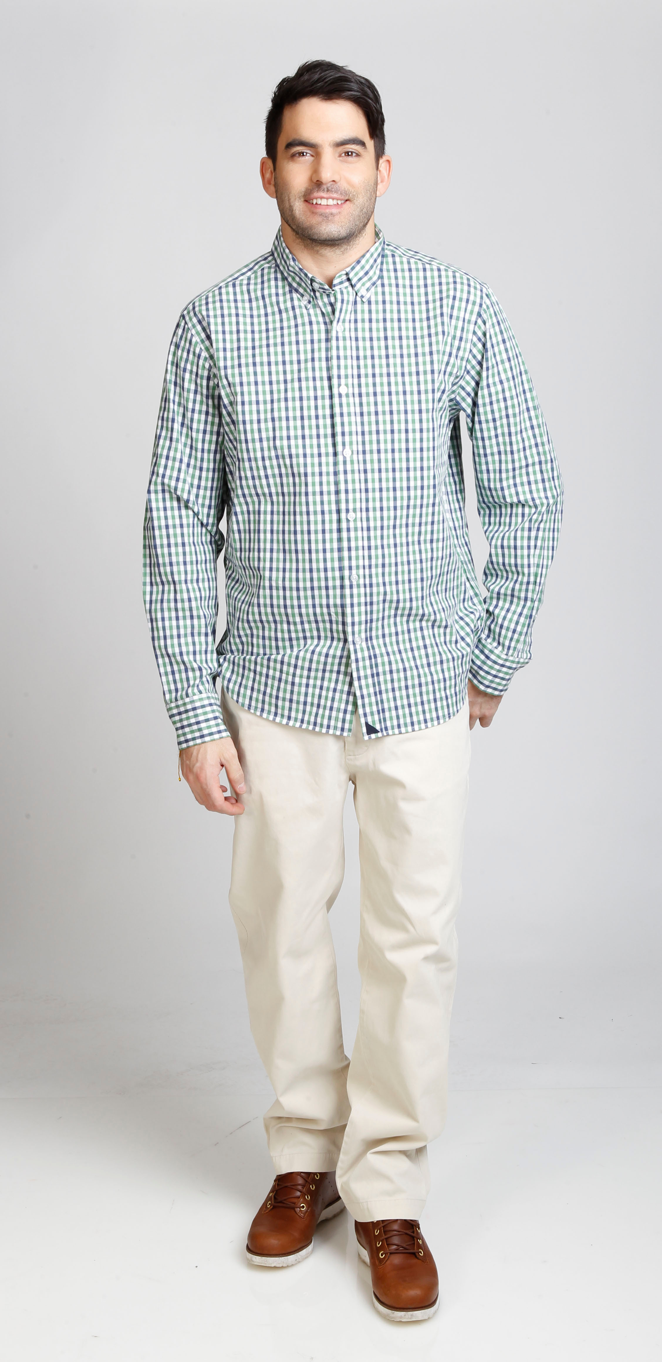quality office shirt untucked photo - 1