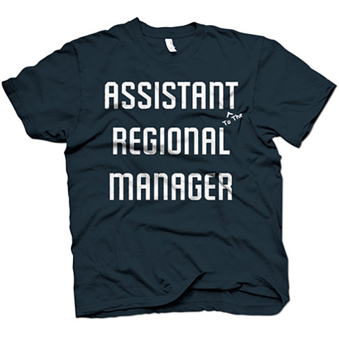 regional manager office shirt photo - 1