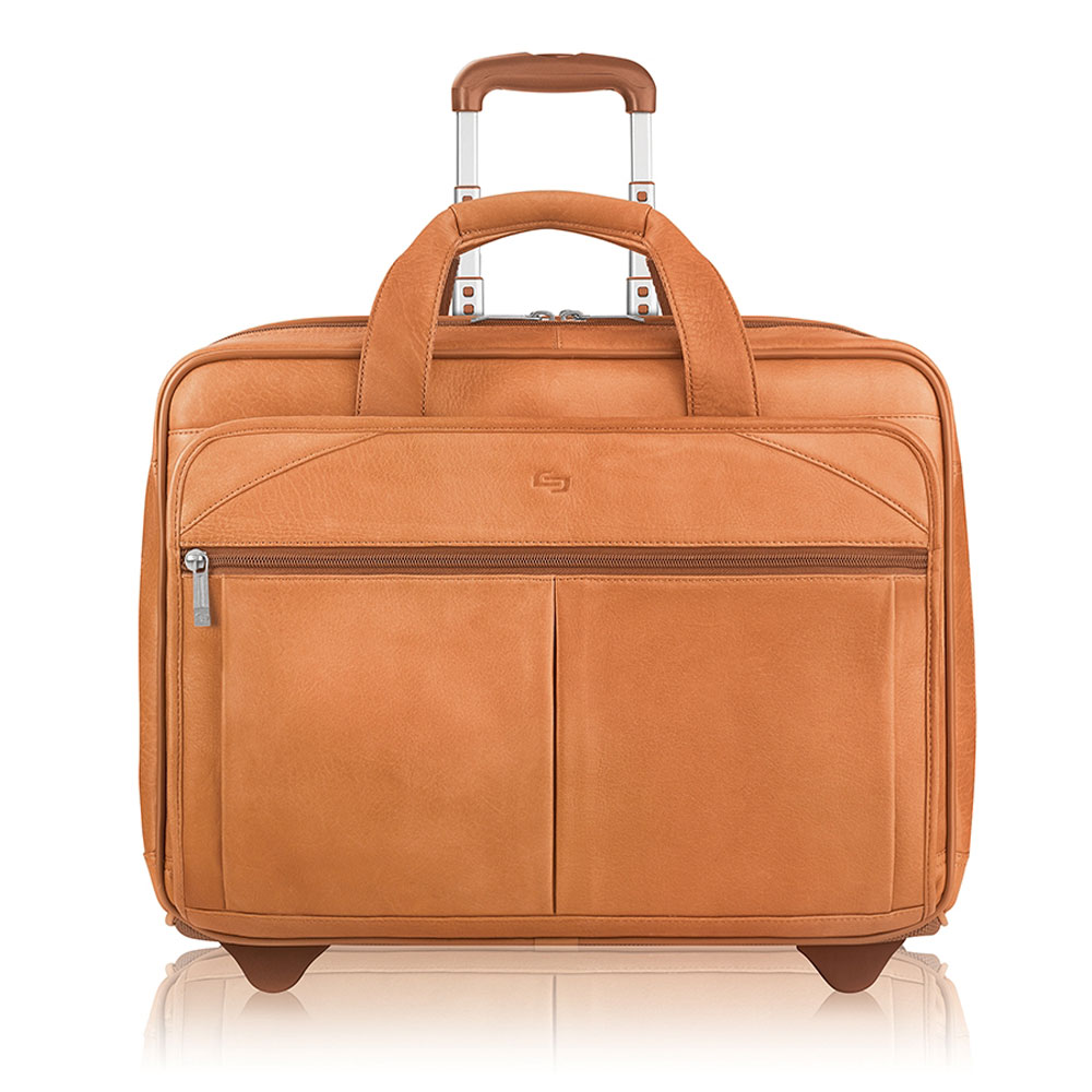 rolling laptop briefcase photo - 1