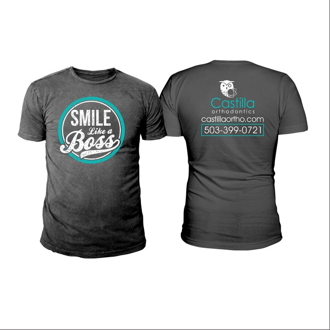 t-shirt ideas or ortho office photo - 1
