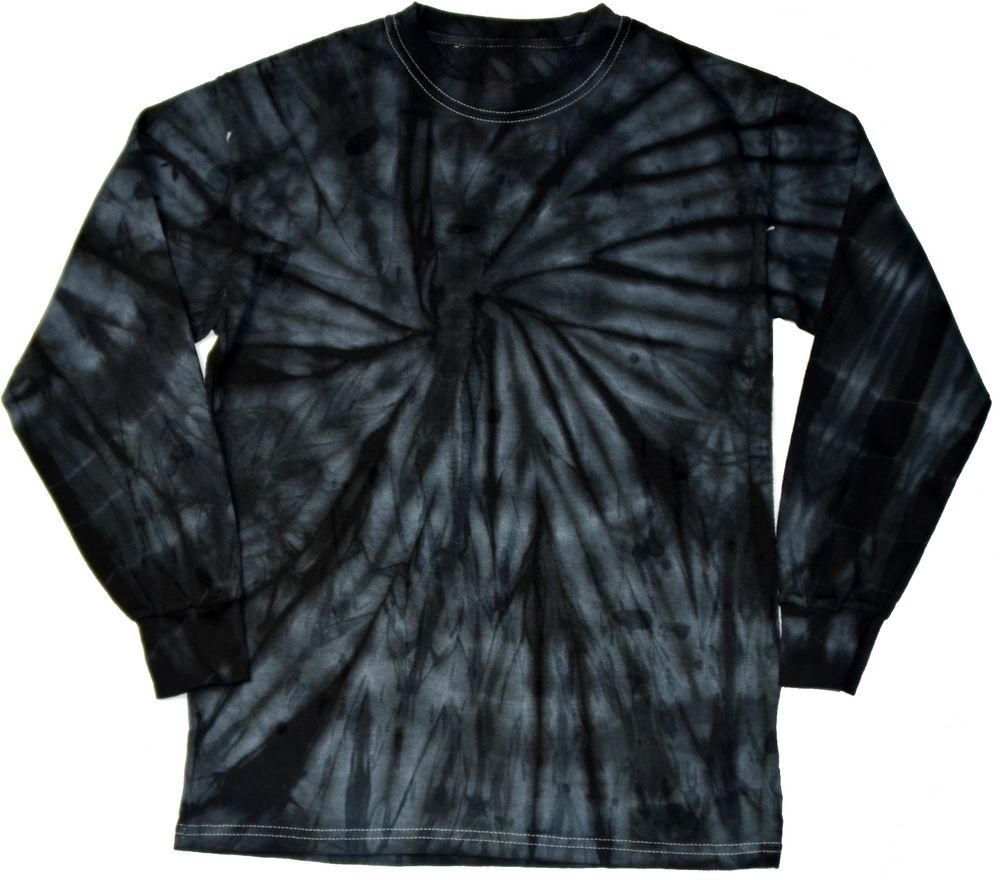 tie dye long sleeve shirts photo - 1