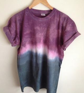 tie dye shirts diy photo - 1