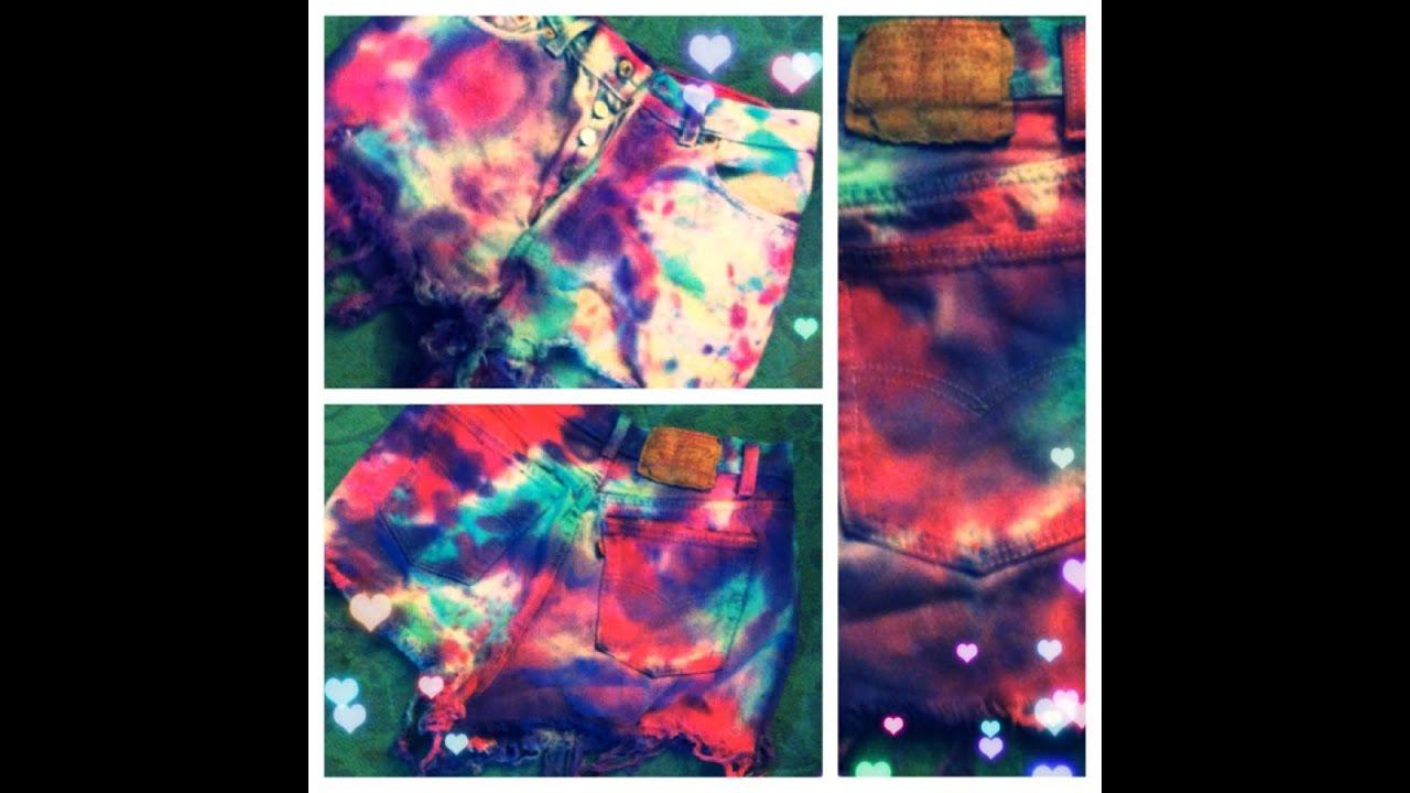 tumblr tie dye shirts photo - 1